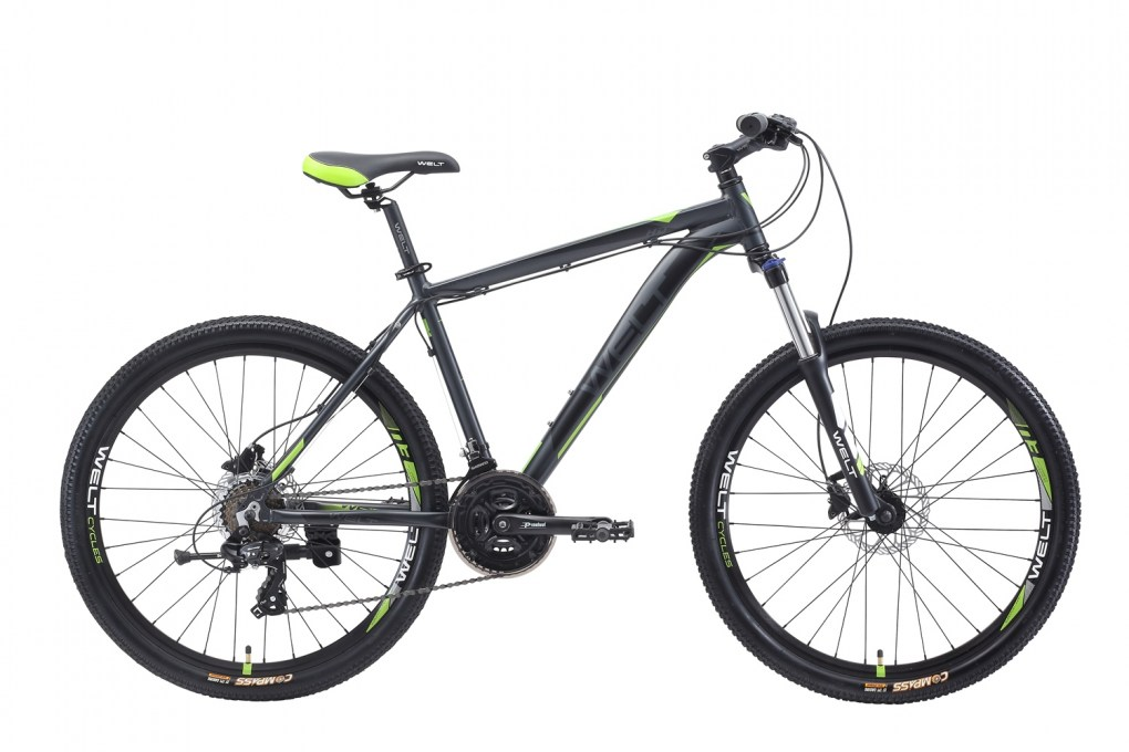 welt 2017 ridge 1.0hd black-green